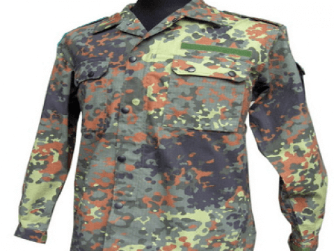 vat dyed uniform