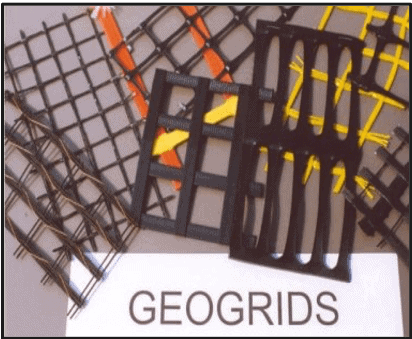 Bi-directional Geogrids as Geotextiles