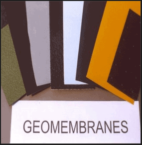 Calendered Geomembranes as Geotextiles