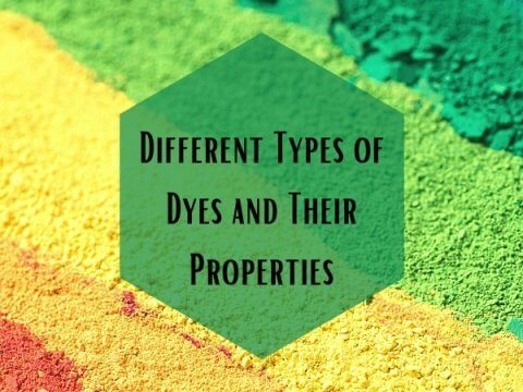 Types of Dyes