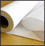 non-fusible interlining