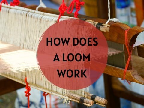 HOW DOES A LOOM WORK