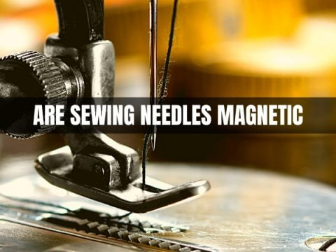 ARE SEWING NEEDLES MAGNETIC