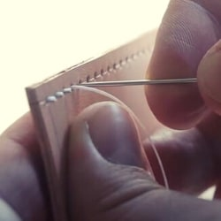 How to Sew Auto Upholstery by Hand