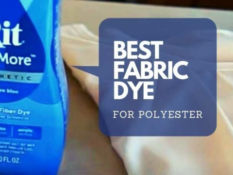 BEST FABRIC DYE FOR POLYESTER