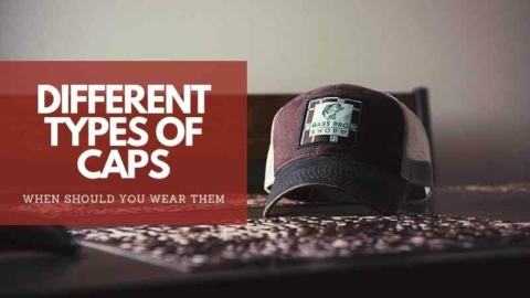 DIFFERENT TYPES OF CAPS